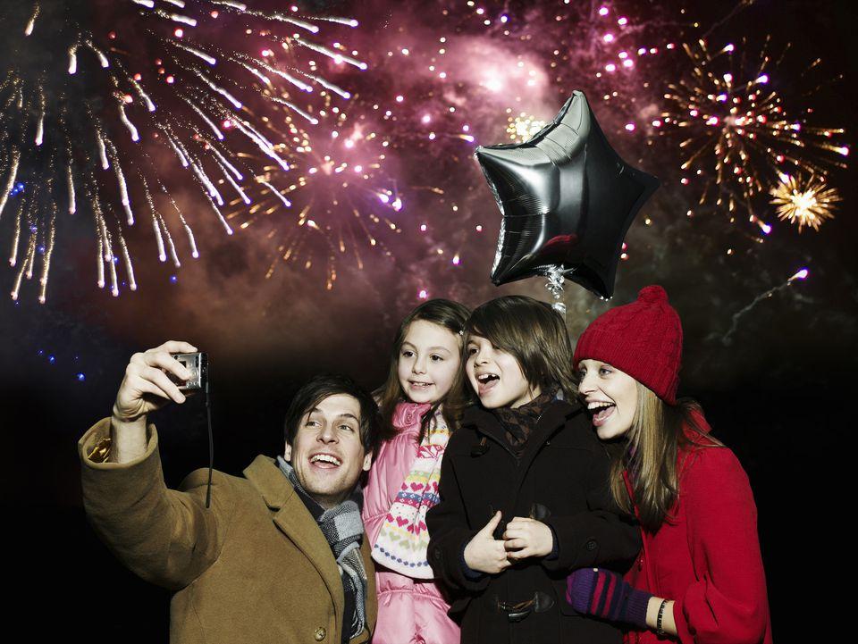 Family Restaurants New Years Eve
