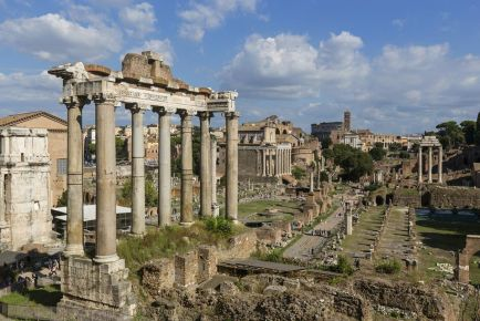 Image result for roman ruins