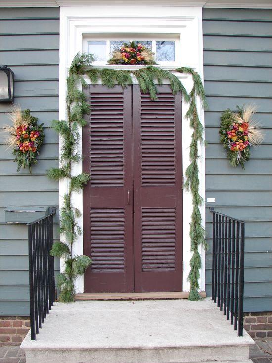 Christmas Colonial Williamsburg Va