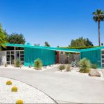 The Mid Century Modern Design In Palm Springs