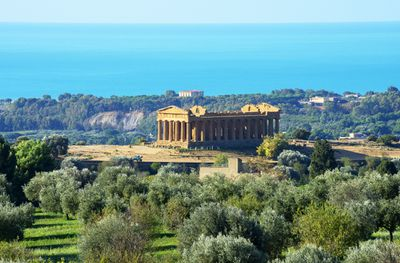 Visiting Agrigento Sicily and the Greek Temples