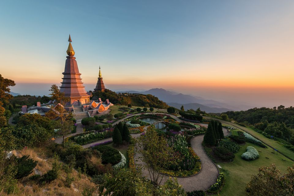 The 7 Best Places to Visit in Northern Thailand Doi Inthanon Northern Thailand