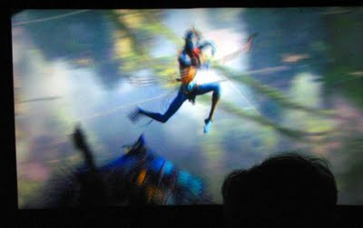 Avatar Movie features 3D effects and a story more like Dances With Wolves