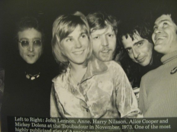 Anne Murray with Harry Nilsson