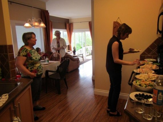 Mother's Day Buffet in Sechelt