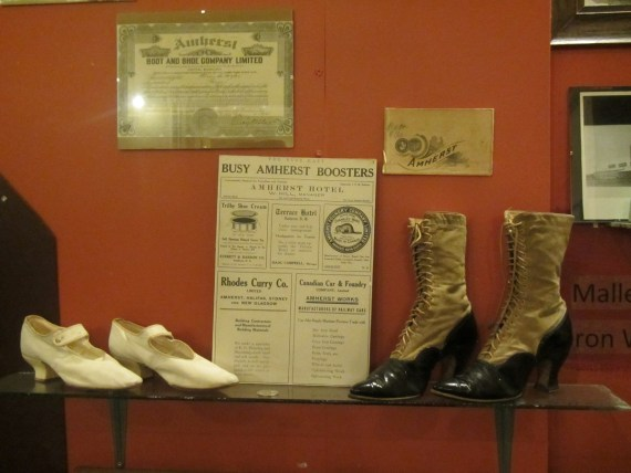 Amherst Boot and Shoe Company
