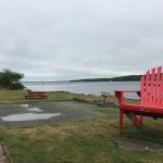 Shelburne Red Chair