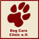 Dog Care Clinic Logo