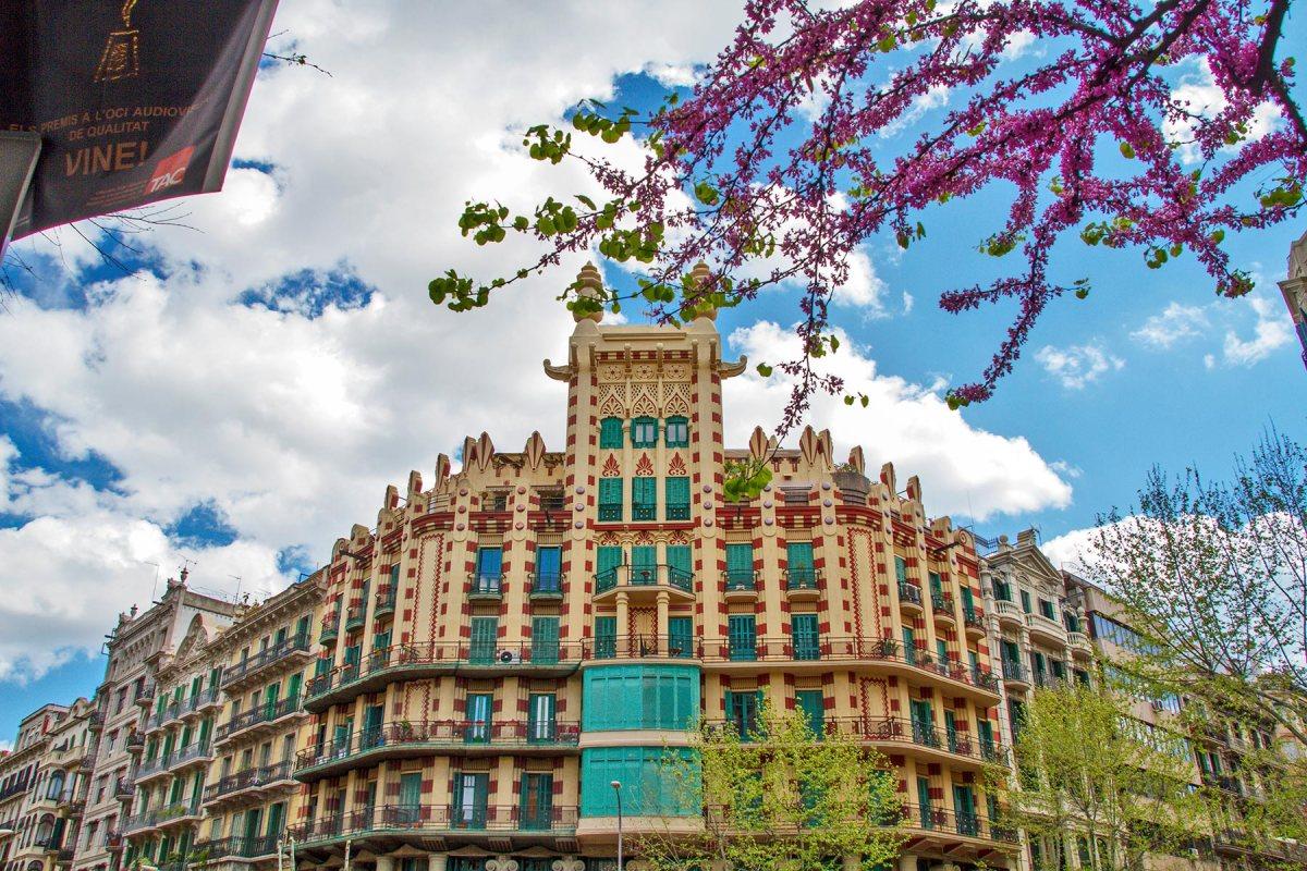 Paras aika matkustaa Barcelonaan?