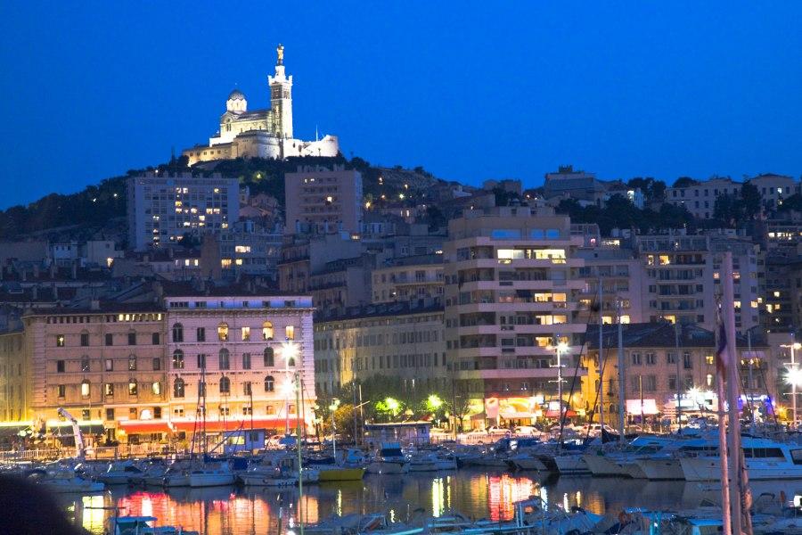 Marseillen satama. © tripsteri.fi / Anuliina Savolainen