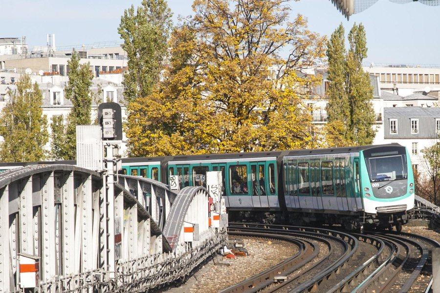 Metro Pariisissa. © tripsteri.fi / Anuliina Savolainen