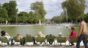 Tuileries'n puisto kesällä. © tripsteri.fi / Anuliina Savolainen