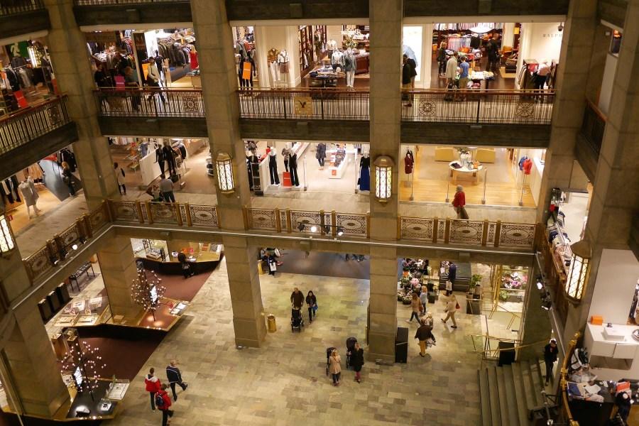 Tavarata NK on näkemisen arvoinen vaikket mitään ostaisikaan. Kuva: Franklin Heijnen, flickr.com, CC BY-SA 2.0