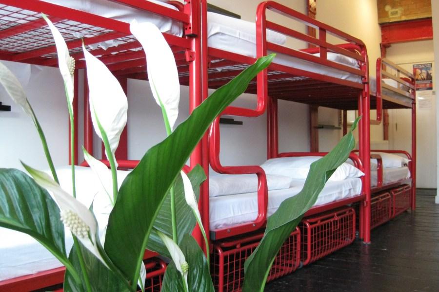 The Dictionary Hostel – 10 sängyn huone © The Dictionary Hostel
