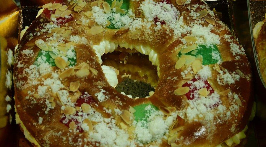 Roscón de Reyes © tripsteri.fi / Outi Kuoppala