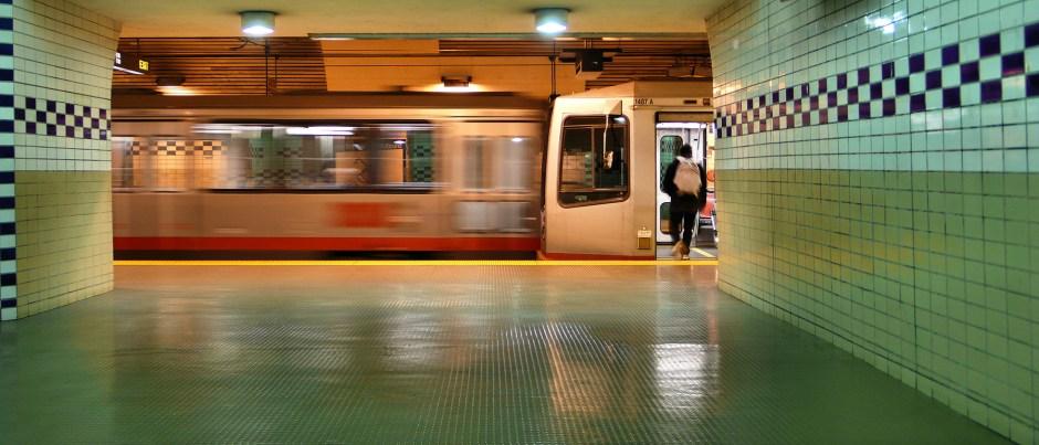San Franciscon metro. Kuva: telmo32, Flickr.com, CC 2.0
