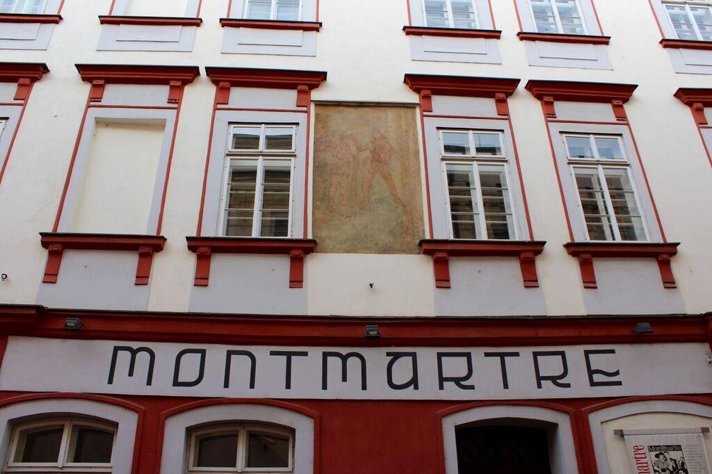 Klassikkokahvila Montmartre. Kuva: Veera Marjamaa.