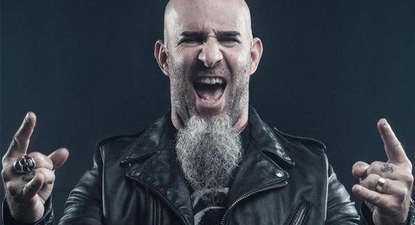 Scott Ian / Anthrax. Kuva: tuska-festival.fi
