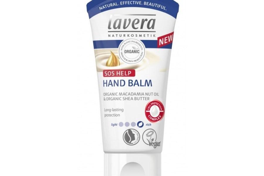 Lavera SOS Help Hand Balm -käsivoide / Biodelly.