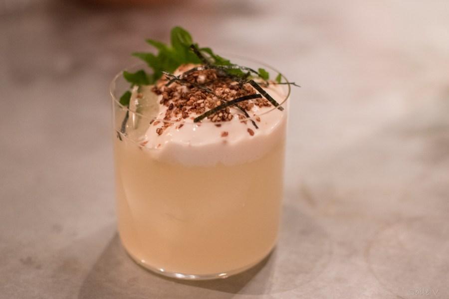 Kasvisravintola Rutabagan cocktaileissa käytetään muun muassa tofua raaka-aineena. Kuva: Soile Vauhkonen