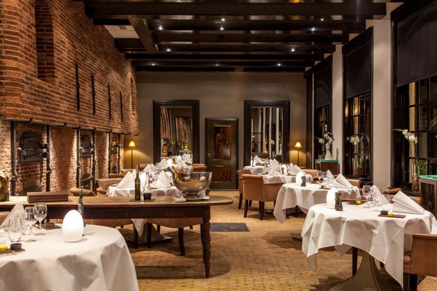 Ravintola Vinkeles. © Hotel Dylan