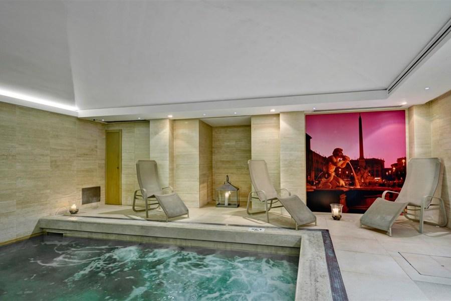 Spa osasto © Hotel Indigo