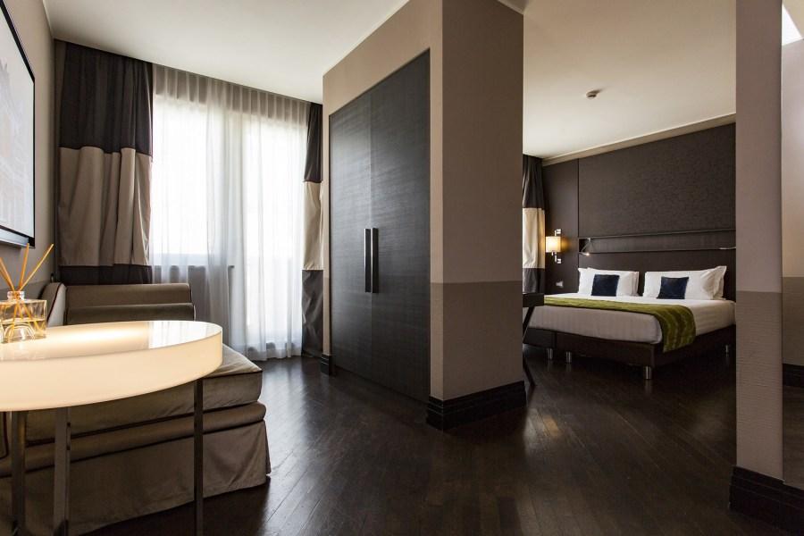 Tilaa riittää © Times Hotel Rome