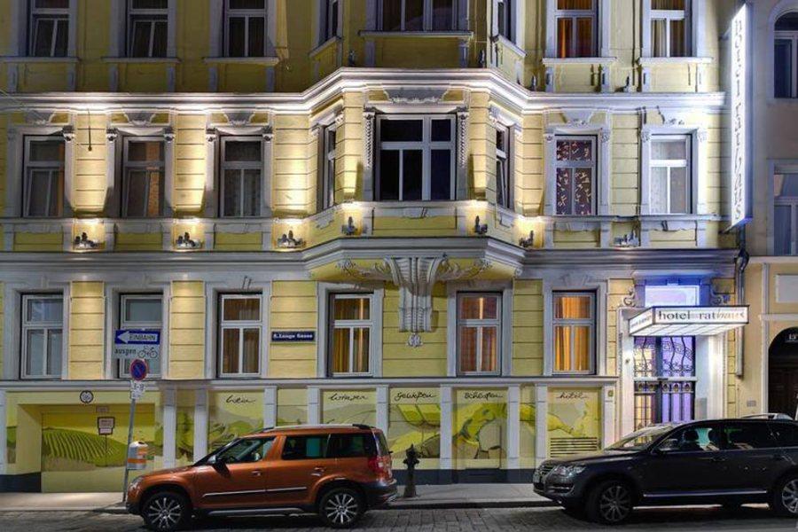 Itävaltalaisten viinien ystävälle Rathaus Wein & Design on ehdoton valinta. Kuva: Rathaus Wein & Design.