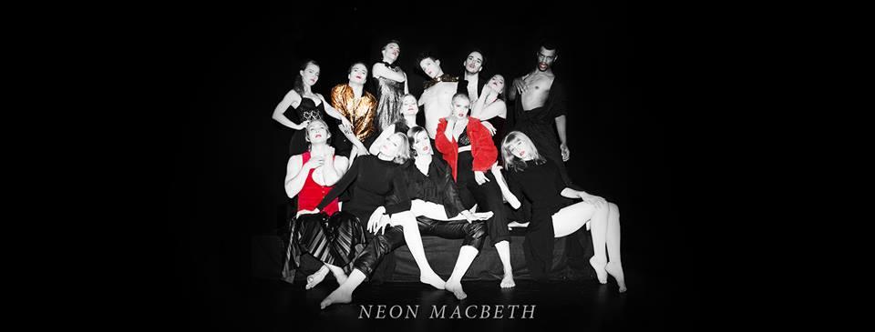 Elokuussa 2017 Kumpulan metsäteatterissa nähdään Neon Macbeth.