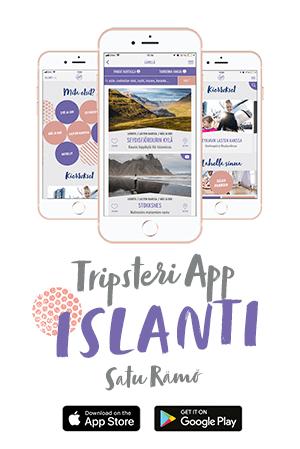 Tripsteri App Islanti