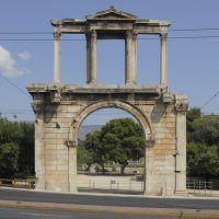 قوس النصر في اثينا