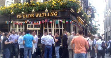 Ten Historic London Pubs