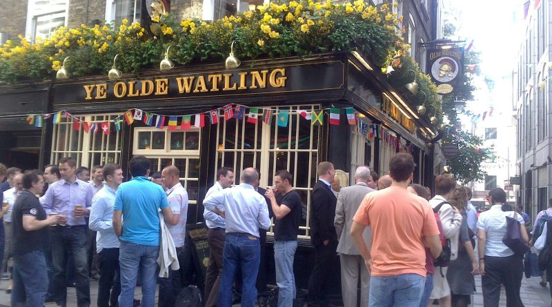 Ten Historic London Pubs