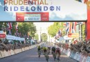 Prudential RideLondon celebrates fifth year as world's biggest cycling festival