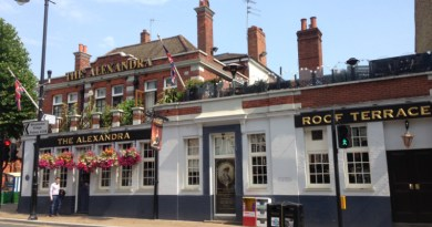 This pub is offering a free Christmas dinner to lonely Londoners