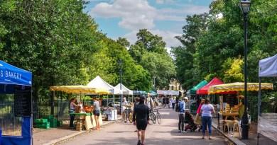 Street food markets open during Lockdown 2