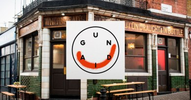 Hackney's The Gun has put out a fundraising LP