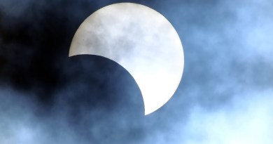 A 'ring of fire' solar eclipse is happening tomorrow