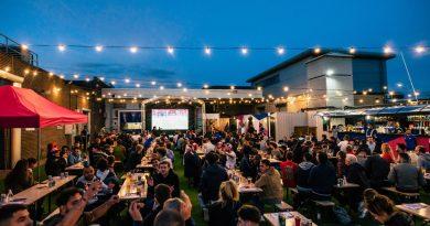 North London's biggest ever beer garden* is now OPEN