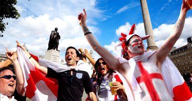 Watch the Euro 2020 Final in Trafalgar Square