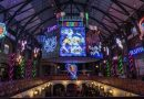 A new neon art installation has opened in Covent Garden