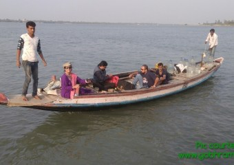 Sundarban boat