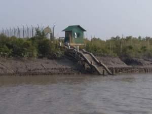 Sundarban watch tower