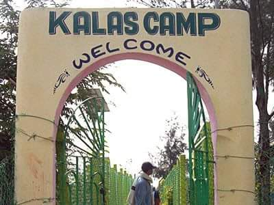 Bpnnie camp Kalas Island