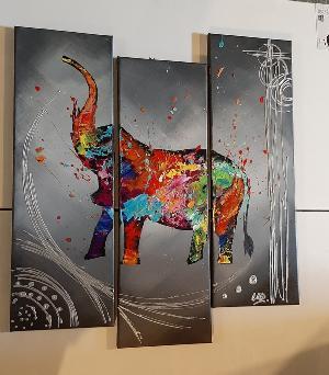 artiste peintre eva jekins