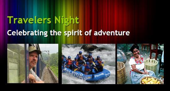 Celebrating wanderlust – Travelers' Night Party