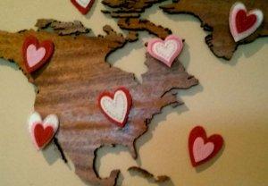 trip wellness, map hearts