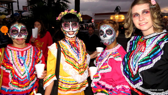 day of the dead, trip wellness