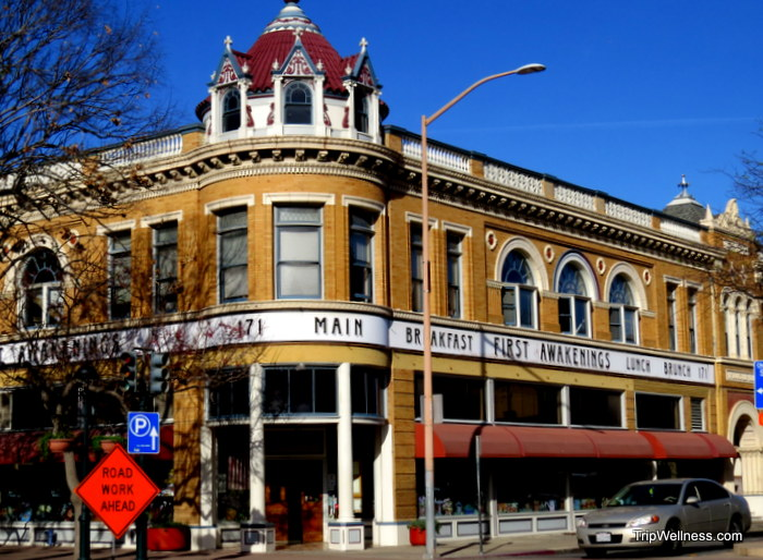 Old Town Salinas Main Street, John Steinbeck, trip wellness