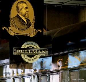 Pullman Car, California State Train Museum, trip wellness